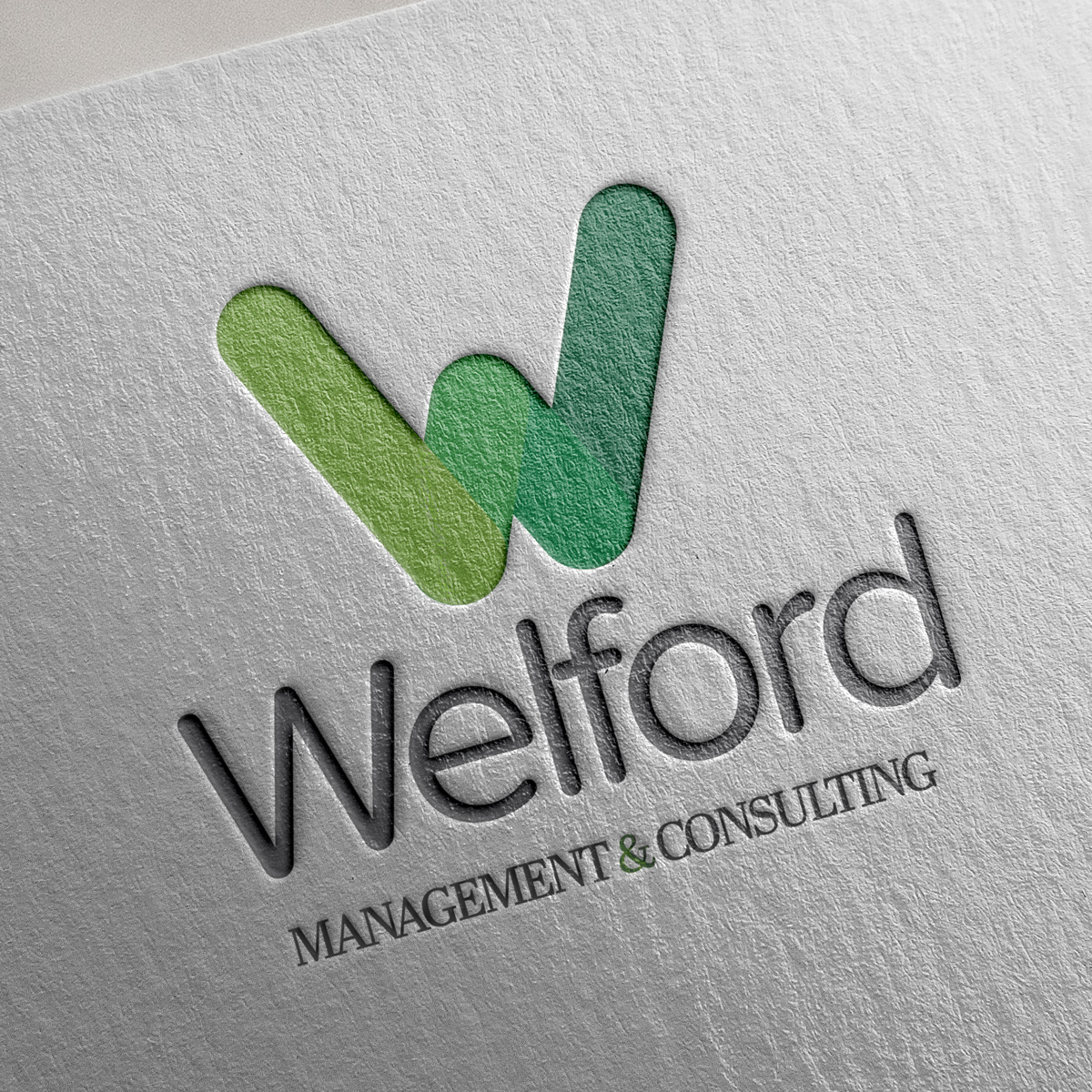 Welford Management & Consulting Logo